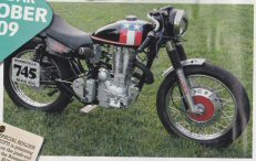 netbikes motorcycle auctions classifieds sales cafe racer